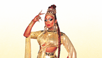"""Dancing Diva of Texas"" Kennedy Davenport Brings High-energy Act to Heat Nightclub"