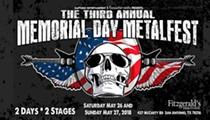 The Third Annual Memorial Day Metalfest