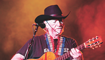 Legend Willie Nelson Returns to New Braunfels for 4/20 Concert