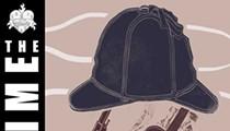 <em>Sherlock Holmes and the Case of the Bent Blade</em>