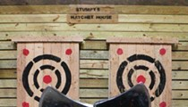 Axe Throwing is On the Rise in San Antonio, Here's How To Try It For Yourself