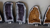 Huge Gem Amethyst Rock Fossil Sale June 16 th (One day only)