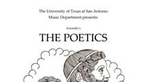 The Poetics: A New Play about Art, Love & Immigration