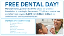 Free Dental Services at Monarch Dental