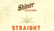 Shiner Session Featuring Straight Tequila Night