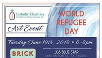 World Refugee Day Art Event