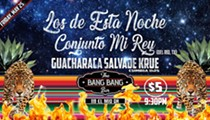 Los De Esta Noche, Conjunto Mi Rey, Guacharaca Salvaje Krue