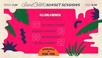 Sound Cream Sunset Sessions: All Girls On Deck