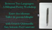 Between Two Languages: A Bilingual Poetry Workshop