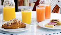 Pastry Happy Hour, Mimosa Carafes Now at Bakery Lorraine's RIM Location