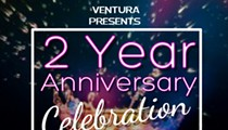 2 Year Anniversary Celebration