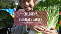 Children's Vegetable Garden Program