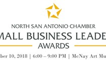 2018 North SA Chamber Small Business Leaders Awards