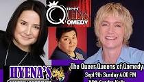 Poppy Champlin & The Queer Queens Of Qomedy