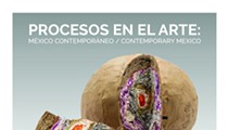 Procesos en el Arte: Contemporary Mexico