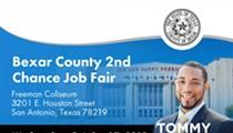 Bexar County 2nd Chance Job Fair