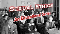 Sexual Ethics: Part One