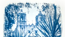 The Missions – A Perspective In 19th Century Cyanotype