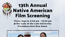 13th Annual Native American Film Screening: Uncolonized