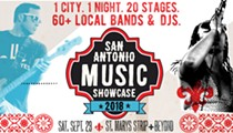 San Antonio Music Showcase 2018