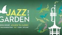 Jazz in The Garden with Paula Maya