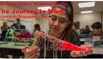 The Journey to Mars: Celebrating Nasa's 60th Anniversary