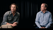 Matthew McConaughey, Ken Paxton Team Up to End Sex Trafficking in Texas
