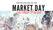 Market Day in the Park with Foam Party