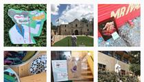 Southwest School of Art Invites San Antonio to Get Creative for World Art Drop Day