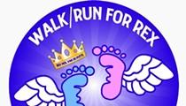 Walk + Run for Rex