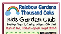 Kids Garden Club: Butterflies & Caterpillars Oh My