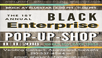 Black Enterprise Pop-Up Shop