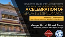 Foreign Diplomat Reception: Celebration of Sports Diplomacy