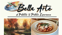 Bella Arte, A Palette to Palate Experience