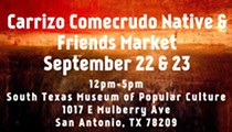 Carrizo Comecrudo Natives & Friends Artisan Market