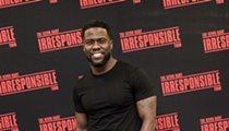 Comedian Kevin Hart Becomes Principal for a Day at Dallas School