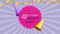 40th Anniversary Block Party