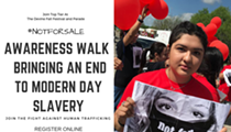 NotForSale Awareness Walk and Fundraiser