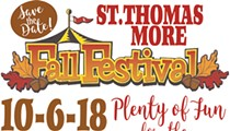 St. Thomas More Fall Festival