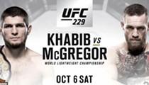 Khabib vs McGregor UFC 229 Watch Party