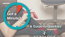 Got a Minute: A Guide to Quickies