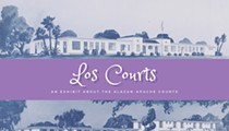 Los Courts | An Exhibit about the Alazan-Apache Court