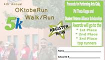 OKtobeRun 5K Walk/Run
