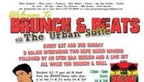 Brunch & Beats Returns with Dj Axe6
