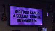 Bidi Bidi Banda: A Selena Tribute
