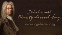 5th Annual Charity Messiah-Sing: Voices Together in Song