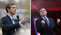 Enjoy This Drinking Game for Tonight's Beto O'Rourke-Ted Cruz Debate