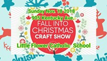 Fall into Christmas Arts and Craft Show