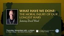 Distinguished Speaker Series: David Wood