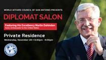 Diplomat Salon: His Excellency Martin Dahinden